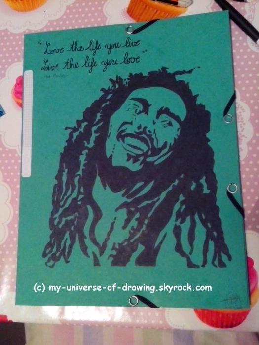 Bob Marley by AngelRainbow